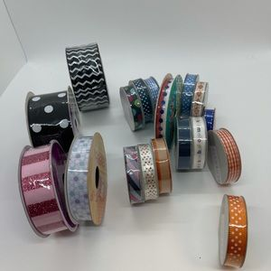 Assorted Ribbon Brand New